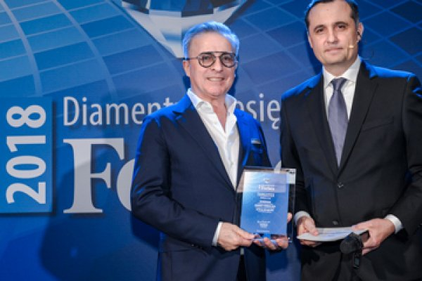 DIAMENT FORBESA DLA FARGOTEX GROUP