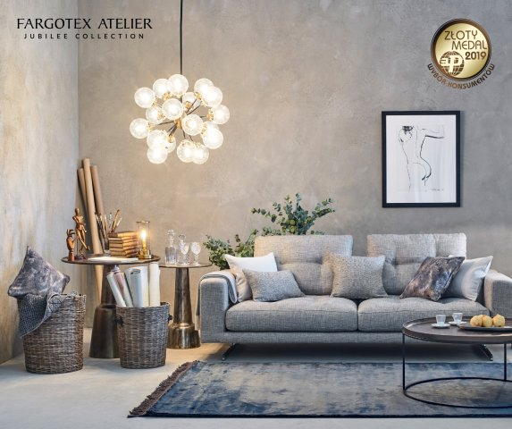 Double Gold Medal for the Fargotex Atelier collection - Jubilee Collection
