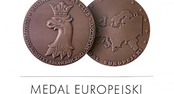 European Medal for the MAGIC HOME Platform